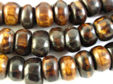 Large Brown Bone Beads 20-25mm - Kenya (BA50)