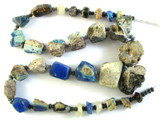 Ancient Afghani Roman Glass Beads - Rare (AF1272)