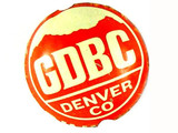 Great Divide Brewing Co. Bottle Cap Bead - Small 15mm (BCB16)