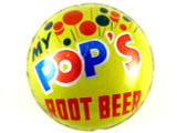 My Pop's Root Beer Bottle Cap Bead - Large 21mm (BCB67)