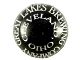 Great Lakes Brewing Co. Bottle Cap Bead - Large 21mm (BCB34)