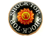 Shock Top Bottle Cap Bead - Large 21mm (BCB44)