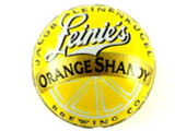 Leinenkugel Orange Shandy Bottle Cap Bead - Large 21mm (BCB48)