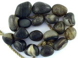 Old Agate Nugget Beads - Nepal 18mm (NP297)