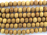 Sandalwood Prayer Beads Mala - Nepal 5mm (NP248)