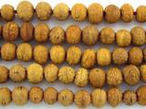 Raktu Seed Prayer Beads Mala - Nepal 7mm (NP484)