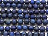 Lapis Lazuli Round Gemstone Beads 10mm (GS3123)