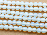 Opalite Faceted Round Gemstone Beads 8mm (GS3137)