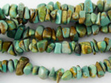Turquoise Chip Beads 4-7mm (TUR1153)