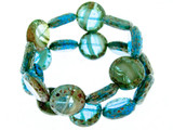 Czech Glass Beads 15mm (CZ824)