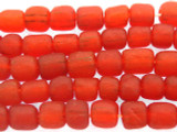Red Glass Beads 6-10mm (JV1034)