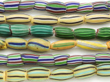 Watermelon Trade Beads - 3 strands (AT912)