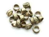 Assorted Metal Rings (Pack of 10) 5-8mm (AP1518)