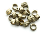 Assorted Metal Rings (Pack of 10) 5-8mm (AP1518)