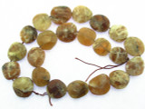 Brandy Opal Faceted Gemstone Beads 14-15mm (GS3470)