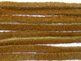 "Tan Leather Lace 4mm - 40"" (LR25)"