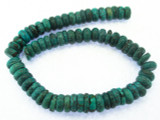 Turquoise Large Rondelle Beads 13-16mm (TUR1166)