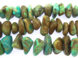 Turquoise Large Nugget Beads 15-35mm (TUR1167)