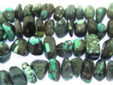 Turquoise Large Nugget Beads 14-24mm (TUR1177)