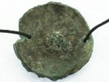 Ancient Afghani Roman Glass Pendant 39mm (AF415)