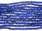 Lapis Lazuli Faceted Round Gemstone Beads 2mm (GS3485)