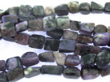 Charoite Irregular Block Gemstone Beads 6mm (GS3501)