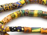 Old Millefiori Trade Beads (MF239)