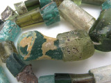 Ancient Afghan Roman Glass Beads (AF1408)