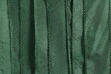 "Sage Green Hand Stitched Silk Ribbon 42"" (SK3012)"