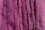 "Violet Purple Hand Stitched Silk Ribbon 42"" (SK3028)"