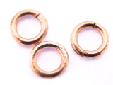 Copper Jump Ring 5mm (CP112)