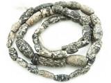 Old Granite Beads 7-24mm - Mali (AT7055)