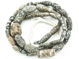 Old Granite Beads 7-22mm - Mali (AT7057)