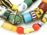 Trade Beads - Assorted Glass - Africa (AT7092)