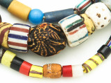 Trade Beads - Assorted Glass - Africa (AT7093)