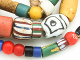 Trade Beads - Assorted Glass - Africa (AT7110)