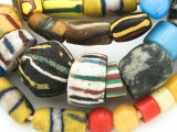 Trade Beads - Assorted Glass - Africa (AT7120)