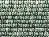 Tree Agate Rondelle Gemstone Beads 5mm (GS3653)