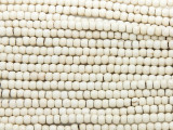 Natural Magnesite Round Gemstone Beads 3-4mm (GS3655)