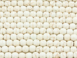 Natural Magnesite Round Gemstone Beads 6mm (GS3692)