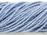 Periwinkle Blue Crystal Glass Beads 2mm (CRY193)