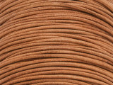 "Tan Leather Cord 1.5mm - 36"" (LR67)"