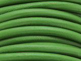 "Green Leather Cord 5mm - 36"" (LR75)"