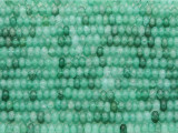 Aventurine Rondelle Gemstone Beads 4mm (GS3749)