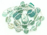Ancient Afghan Graduated Roman Glass Beads (AF1447)