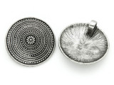 Medallion - Pewter Pendant 36mm (PW808)