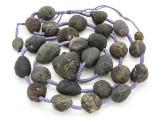 Rare Gobi Desert Stone Gemstone Beads 10-18mm (GS3898)