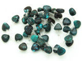 Turquoise Triangular Teardrop Beads 8mm (TUR1202)