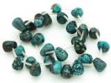 Turquoise Teardrop Beads 10-12mm (TUR1205)