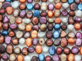 Assorted Irregular Pearl Beads 4-10mm (PRL168)
